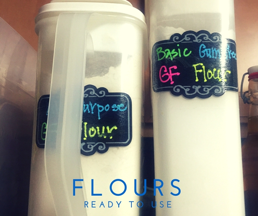 Ready to Use Flours